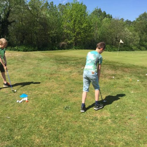 Golfen Helmondse Golfclub Overbrug