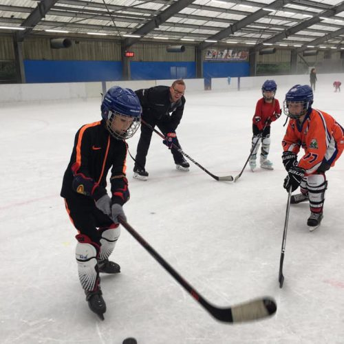 IJshockey Eindhoven Kemphanen