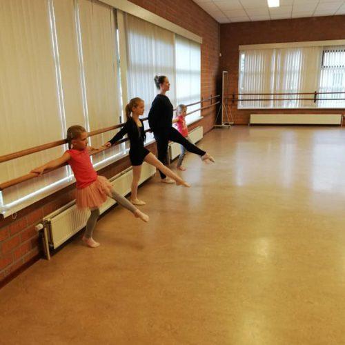 Modern Ballet met Danstijd