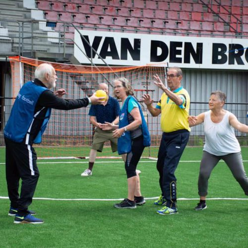 Zomerweken Walking Sports handbal
