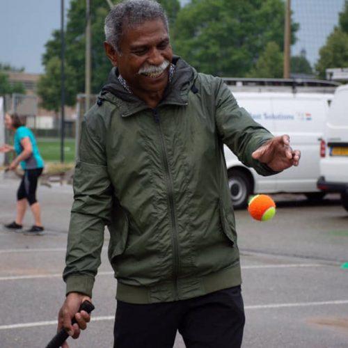 Zomerweken Walking Sports tennis