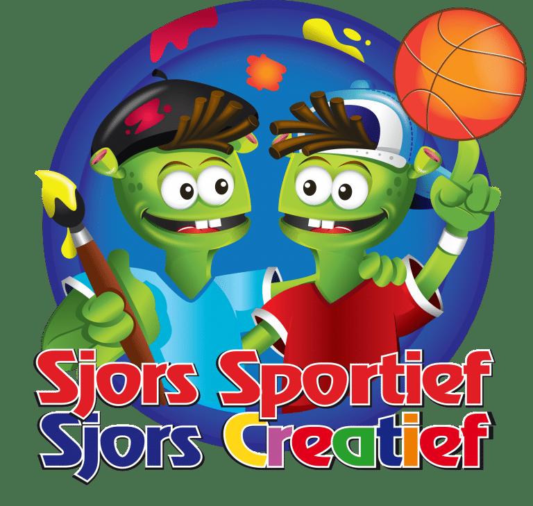 Sjors Sportief en Creatief logo