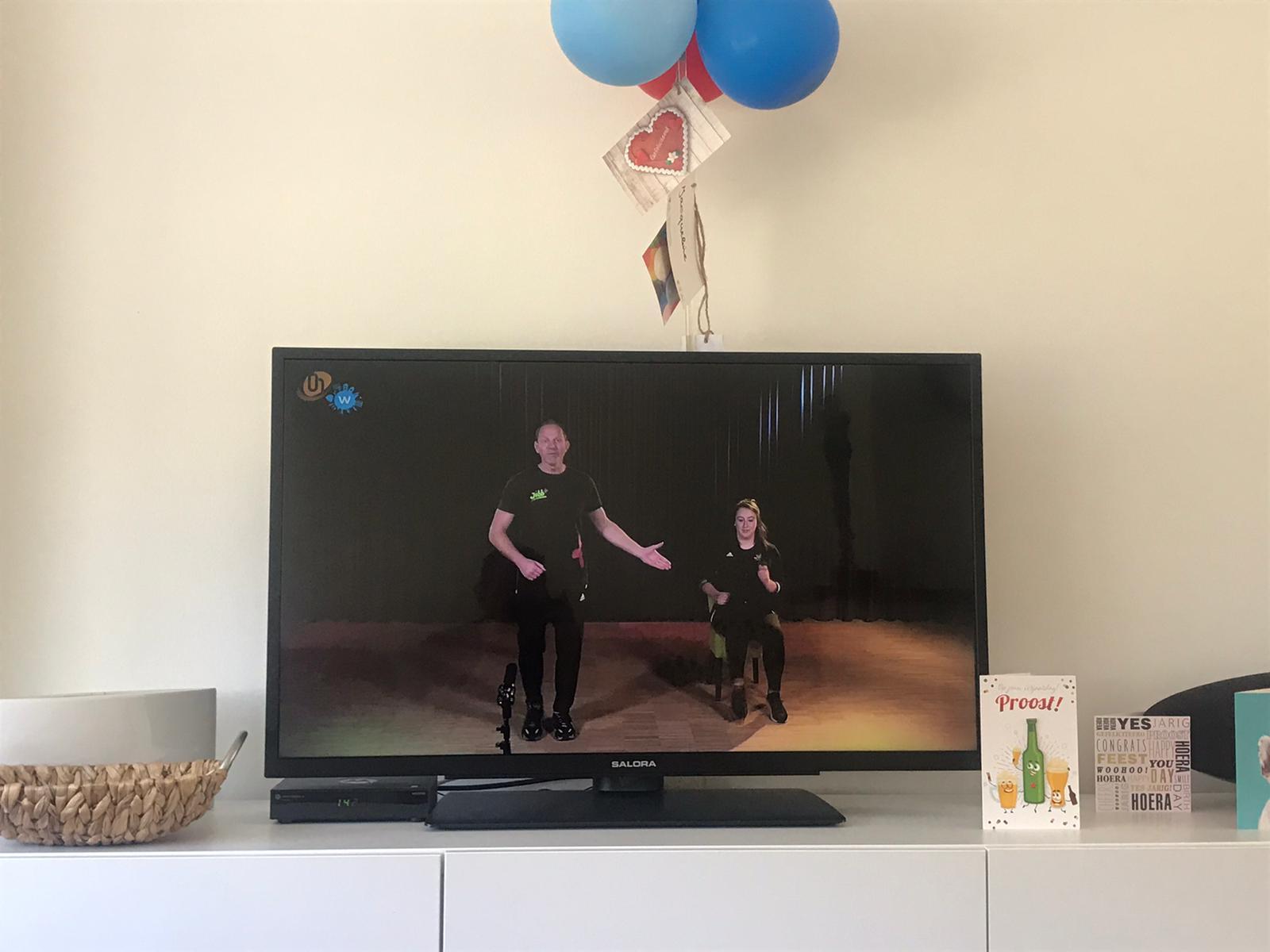Week 14 - BSC op tv - Gerard en Flo