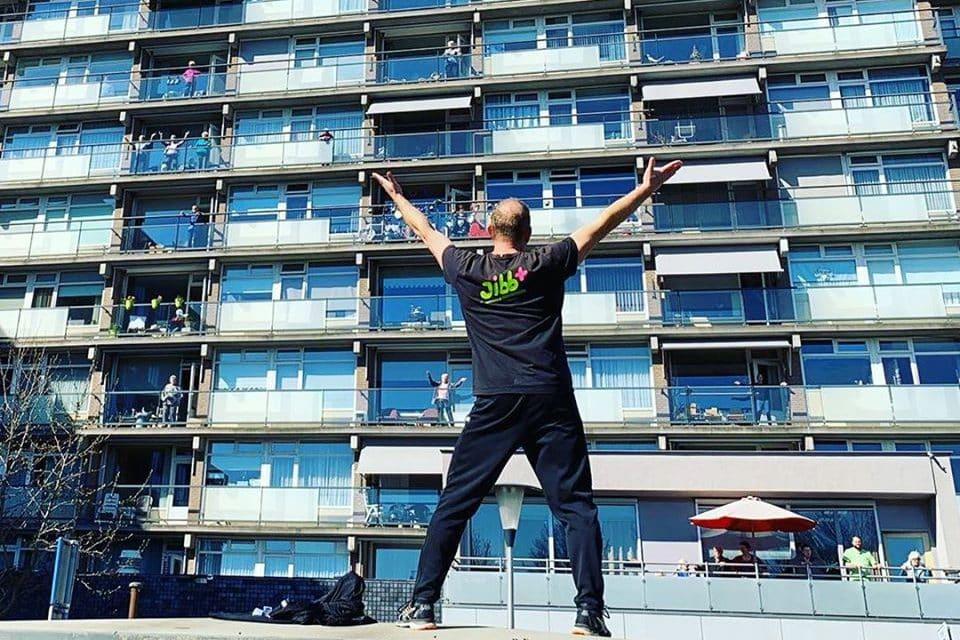 Week 14 - BSC voor je balkon - Gerard
