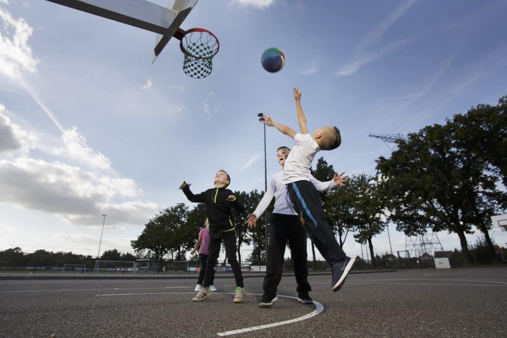 Jibb+ Basketbal Helmond