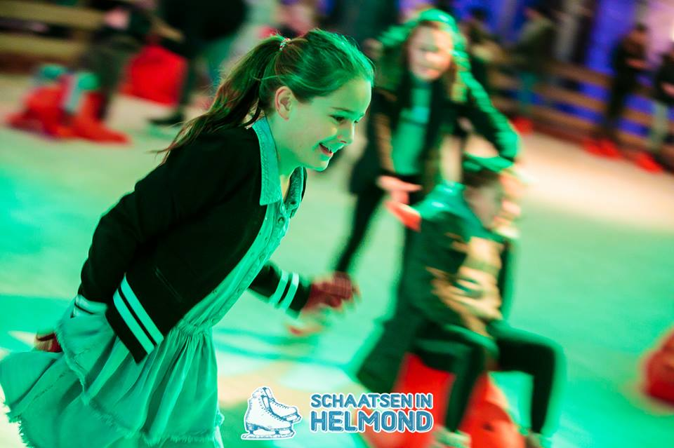 Schoolschaatsen Helmond